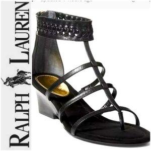 Ralph Lauren Sandals.  NWOT